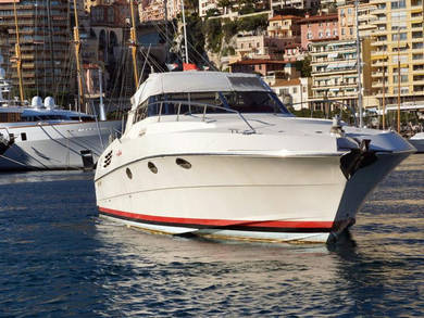 Rental motorboat Riva 50 in Portisco - Olbia-Tempio (Sardinia)