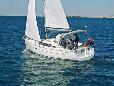 Rental sailboat Oceanis 34 in Sukosan - Zadar