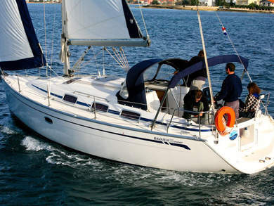Hire sailboat BAVARIA 33 C  in Sukosan - Zadar