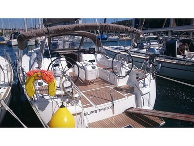 Hire sailboat Sun Odyssey 519 FM in Sao Vicente city - Sao Vicente
