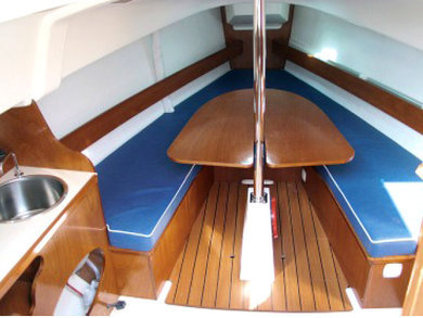Rental sailboat SUN 2500 in Yerseke - Zeeland