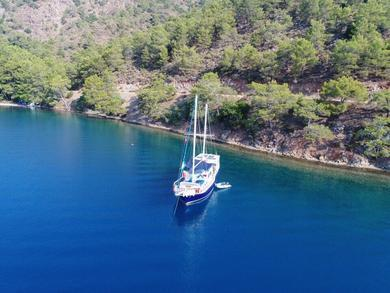 Rental gulet Traditional. I in Fethiye - Mugla