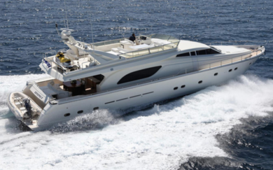 Rental luxury yacht Ferretti in Athens - Attica
