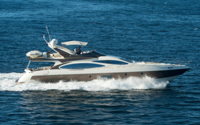 Rental luxury yacht Azimut in Athens - Attica