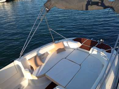 Rental motorboat Regal Monterrey Explorer 240 in Fuengirola - Malaga