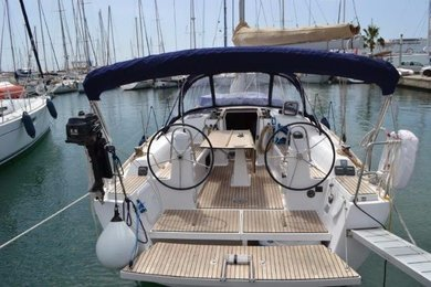 Rental sailboat Dufour 335 GL in Palma de Mallorca - Majorca (Balearic Islands)