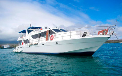 Hire luxury yacht Custom yacht in Baltra - Galapagos Islands