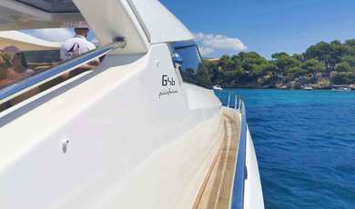Hire luxury yacht Primatist G46 in Palma de Mallorca - Majorca (Balearic Islands)