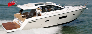 Charter luxury yacht Sealine S450 in Portals Nous - Majorca (Balearic Islands)