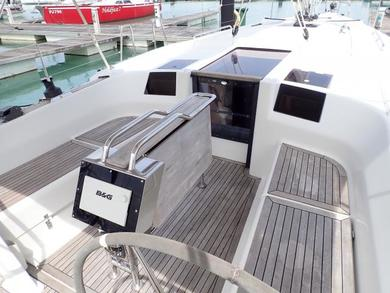 Rental sailboat Hanse 385 in Phuket city - Phuket