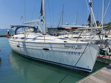 Hire sailboat Bavaria 39 Cruiser in Phuket city - Phuket