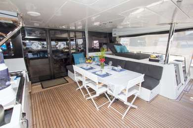 Charter luxury yacht Lagoon 64 in Tortola city - Tortola