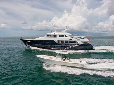 Charter luxury yacht Burger in Tortola city - Tortola