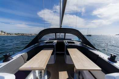 Rental sailboat Hanse 508 in Sant Antoni de Portmany - Ibiza (Balearic Islands)