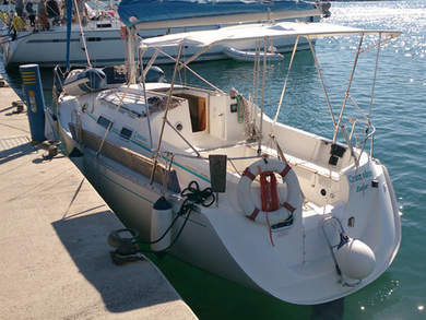 Charter sailboat First 265 in Sukosan - Zadar