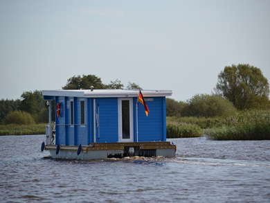 Hire motorboat Bunbo in Drachten - Frisia