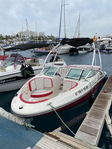 Charter motorboat See Ray 185 in San Miguel de Abona - Tenerife (Canary Islands)