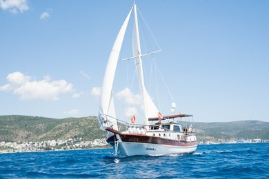 Hire gulet Gulet in Marmaris - Mugla