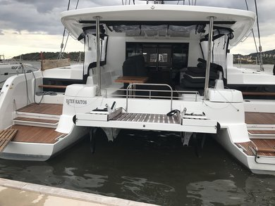Rental catamaran Lagoon 50 in St. George city - St George