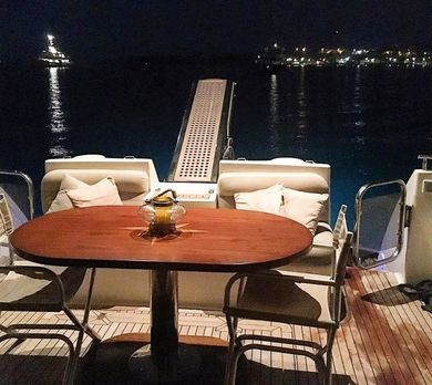 Rental luxury yacht Azimut 58 in Athens - Attica