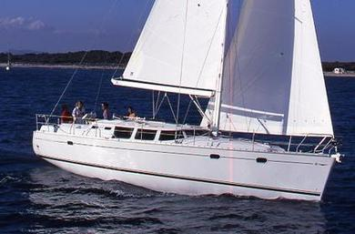 Charter sailboat Jeanneau Sun Odyssey 43 DS in Port de Alcudia - Majorca (Balearic Islands)