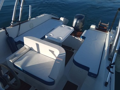 Rental motorboat Open 580 in Fuengirola - Malaga