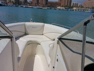 Rental motorboat Bayliner - Capri 235 in Fuengirola - Malaga