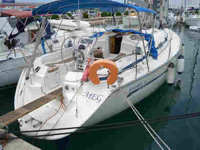 Hire sailboat Bavaria 36 in Sukosan - Zadar