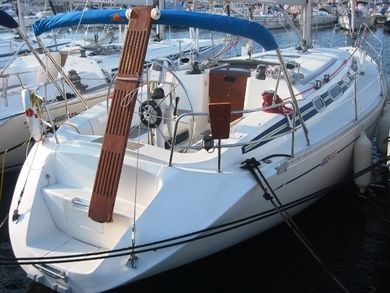 Rental sailboat Elan38 in Vodice - Sibenik