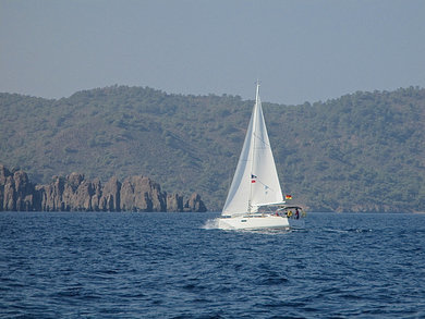 Hire sailboat Sun Odyssey 349 in Fethiye - Mugla