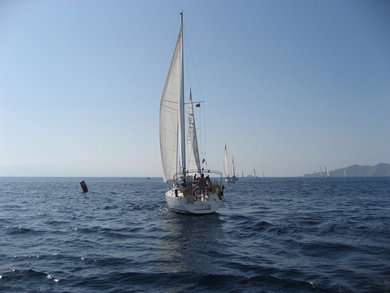 Rental sailboat Sun Odyssey 32 in Fethiye - Mugla