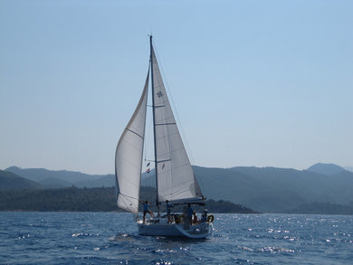 Rental sailboat Sun Odyssey 36i in Fethiye - Mugla