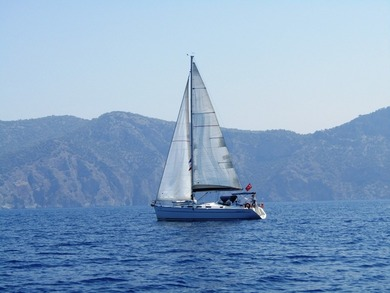 Charter sailboat Cyclades 39.3 in Fethiye - Mugla