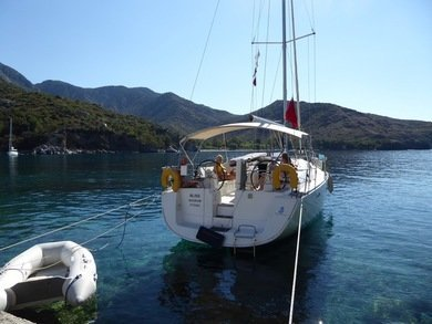 Rental sailboat Oceanis 43 in Fethiye - Mugla
