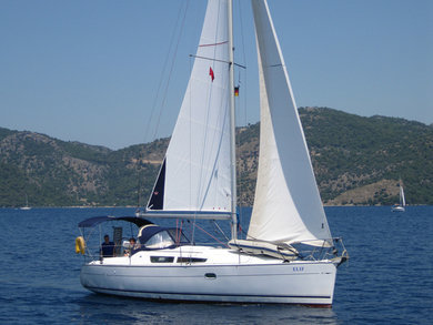 Rental sailboat Sun Odyssey 32 i in Fethiye - Mugla