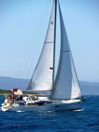 Hire sailboat Sun Odyssey 36i in Fethiye - Mugla