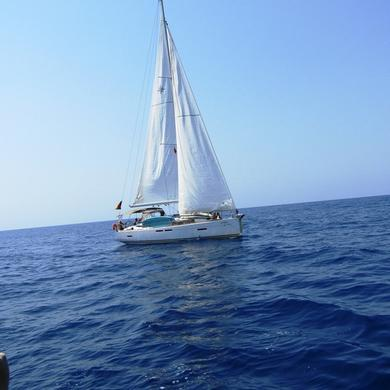 Rental sailboat Sun Odyssey 409 in Fethiye - Mugla