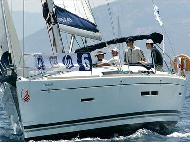 Rental sailboat Dufour 405 Grand Large in Fethiye - Mugla