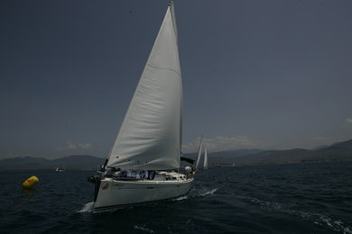 Rental sailboat Dufour 425 in Fethiye - Mugla