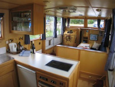 Hire motorboat EuroClassic 135 in  -