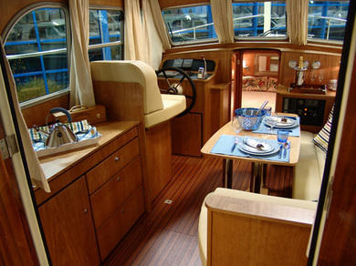 Rental motorboat Linssen Grand Sturdy 29.9 Sedan in Capestang - Hérault