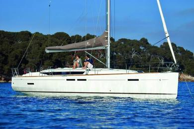 Rental sailboat Sun Odyssey 449 in Olbia city - Olbia-Tempio (Sardinia)
