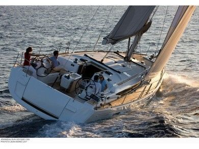 Hire sailboat JEANNEAU SO 509 in Sant Antoni de Portmany - Ibiza (Balearic Islands)