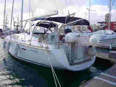 Hire sailboat Oceanis 50 Family in Las Galletas - Tenerife (Canary Islands)