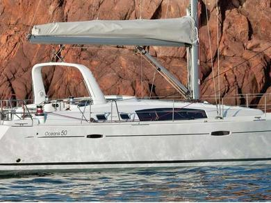 Hire sailboat Beneteau Oceanis 50 Gran Family in Ibiza city - Ibiza (Balearic Islands)