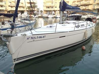 Charter sailboat Dufour 425 Grand Large in Sant Antoni de Portmany - Ibiza (Balearic Islands)