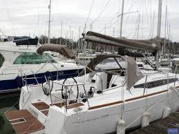 Rental sailboat Sun Odyssey 349 in Palma de Mallorca - Majorca (Balearic Islands)