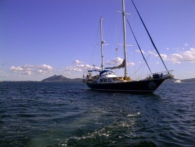 Charter sailboat Stornoway MKII in Port de Pollensa - Majorca (Balearic Islands)
