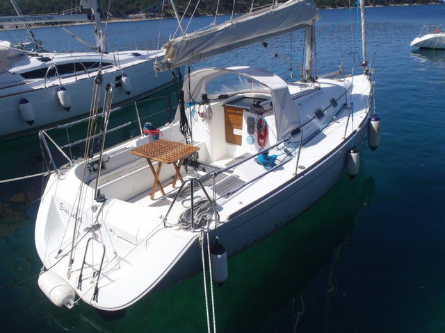 Charter sailboat First 31.7 in Mali Lošinj - Primorje-Gorski Kotar