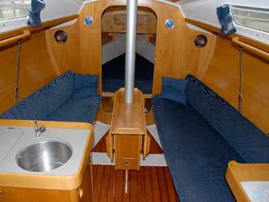 Rental sailboat Beneteau 285  in Yerseke - Zeeland